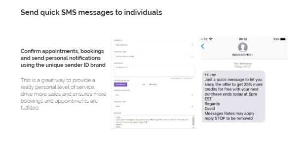 InboxingPro TEXT OTO & Upsell Review by David Henry