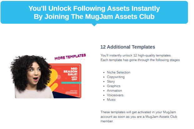 MugJam Assets Club Upgrade OTO by Todd Gross