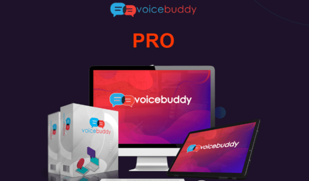 VoiceBuddy PRO Upgrade OTO by Ali G