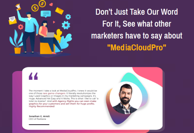MediaCloudPro & OTO by Eric Holmlund