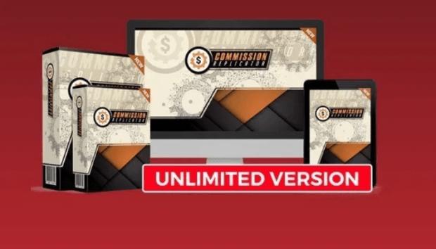Commission Replicator Unlimited Version OTO