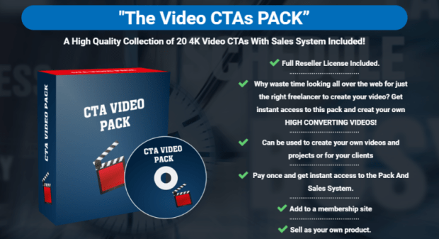Video CTAs Pack & OTO by Sorin Constantin