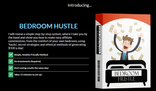 BedRoom Hustle System & OTO