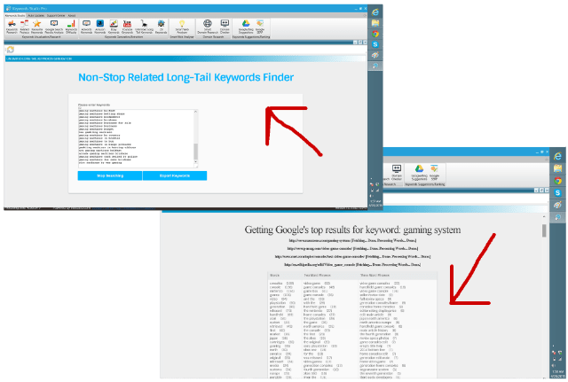 Keywords Studio Pro Features