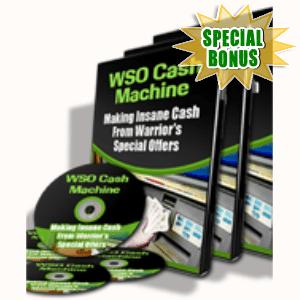 Special Bonuses - July 2015 - WSO Cash Machine Pack