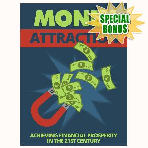 Special Bonuses - July 2015 - Money Attraction