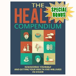 Special Bonuses - July 2015 - The Health Compendium