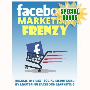 Special Bonuses - July 2015 - Facebook Marketing Frenzy