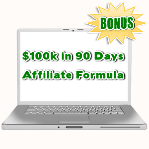 Video Studio Bonuses  - $100k in 90 Days Affiliate Formula