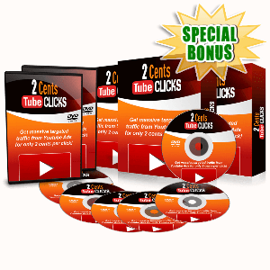 Special Bonuses - August 2015 - 2 Cents Tube Clicks Video Series