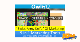 OwlHQ Marketing Suite Review and Bonuses