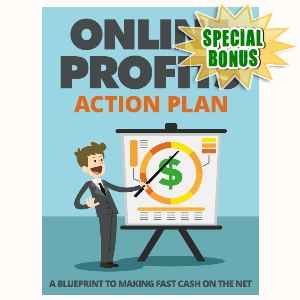 Special Bonuses - September 2015 - Online Profits Action Plan
