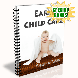 Special Bonuses - November 2015 - Early Child Care