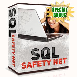 Special Bonuses - November 2015 - SQL Safety Net Software