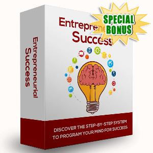 Special Bonuses - February 2016 - Entrepreneurial Success