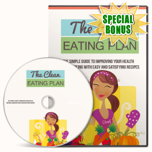 Special Bonuses - May 2016 - The Clean Eating Plan Videos Upgrade