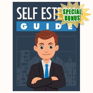 Special Bonuses - May 2016 - Self Esteem Guide