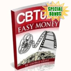 Special Bonuses - May 2016 - CB Tube Easy Money