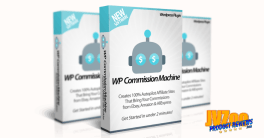 WP Commission Machine Review and Bonuses