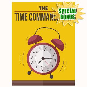 Special Bonuses - August 2016 - The Time Commandment