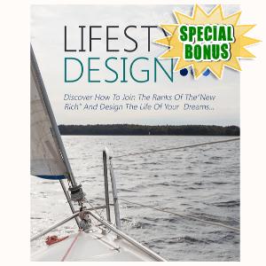 Special Bonuses - September 2016 - Lifestyle Design
