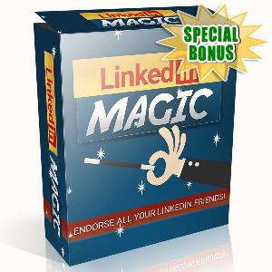Special Bonuses - September 2016 - LinkedIn Magic Software
