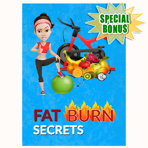 Special Bonuses - October 2016 - Fat Burn Secrets