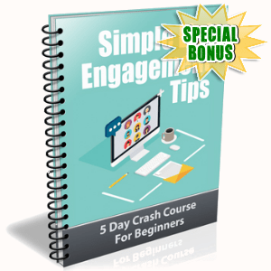 Special Bonuses - December 2016 - Simple List Engagement Tips