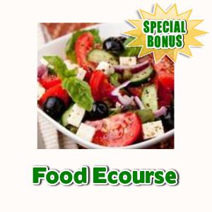 Special Bonuses - April 2017 - Food Ecourse