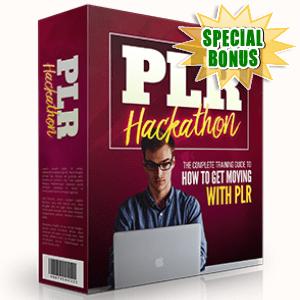 Special Bonuses - April 2017 - PLR Hackathon Video Series