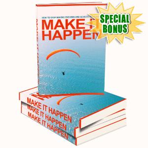 Special Bonuses - June 2017 - Make It Happen