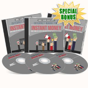 Special Bonuses - June 2017 - Instant Marketing Instant Money Audio Pack