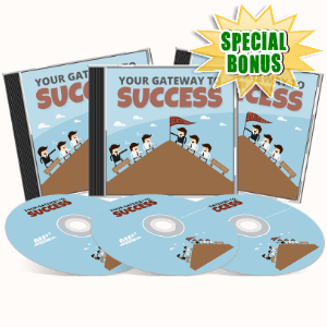Special Bonuses - June 2017 - Your Gateway To Success Audio Pack