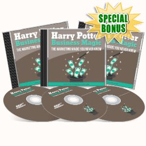 Special Bonuses - June 2017 - Harry Potter Business Magic Audio