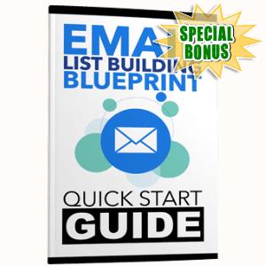 Special Bonuses - June 2017 - Email List Building Gold Pack