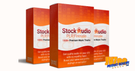 Stock Audio PLR Firesale Review and Bonuses