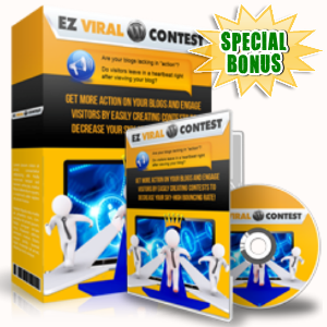 Special Bonuses - August 2017 - WP EZ Viral Contest Plugin