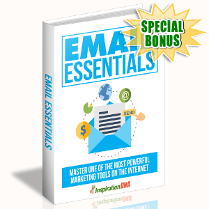 Special Bonuses - September 2017 - Email Essentials