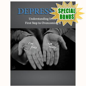 Special Bonuses - October 2017 - Depression 101