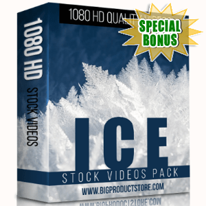 Special Bonuses - December 2017 - Ice 1080 HD Stock videos Pack