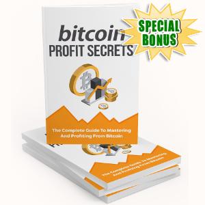 Special Bonuses - January 2018 - Bitcoin Profit Secrets