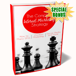 Special Bonuses - January 2018 - The Complete IM Strategy Pack