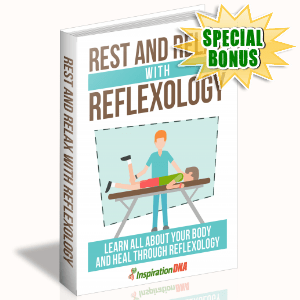 Special Bonuses - January 2018 - Rest And Relax With Reflexology