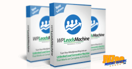 WP Leads Machine Review and Bonuses