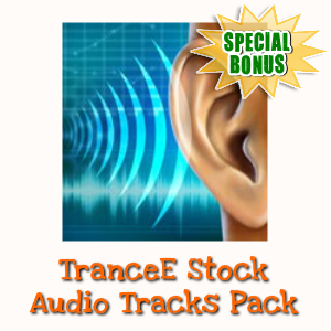 Special Bonuses - April 2018 - TranceE Stock Audio Tracks Pack