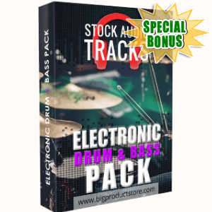 Special Bonuses - April 2018 - Electronic Drum & Bass Stock Audio Tracks Pack