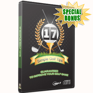 Special Bonuses - April 2018 - 17 Simple Golf Tips Audio Pack