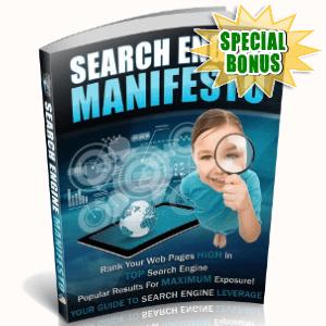 Special Bonuses - September 2018 - Search Engine Manifesto