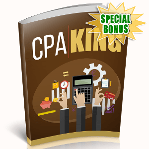 Special Bonuses - October 2018 - CPA King
