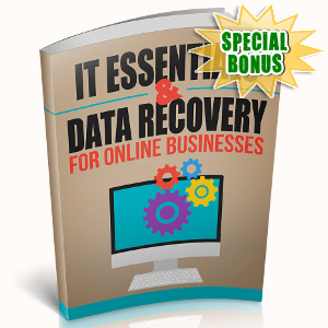 Special Bonuses - October 2018 - IT Essentials And Data Recovery For Online Businesses